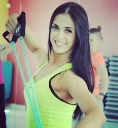 Elina gridchina- Abu Dhabi Personal Trainers