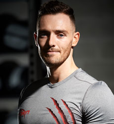 GILBERT-personal trainers in Abu Dhabi