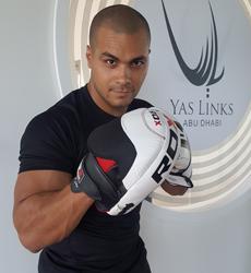 SALEM RADWAN - Personal Trainer in Abu Dhabi