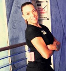 Female Abu Dhabi personal trainers